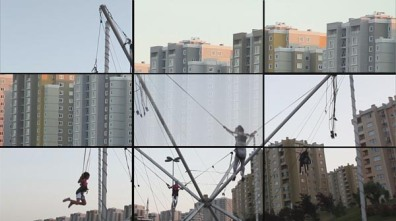 Sevgi Ortaç, Missing the Place, 2011, video still. Courtesy of the artist and metroZones, Hg.