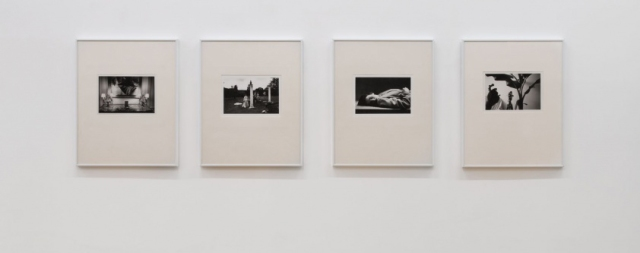 Hervé Guibert, installation view, Callicoon Fine Arts, 2014. Courtesy Callicoon Fine Arts, New York, NY.