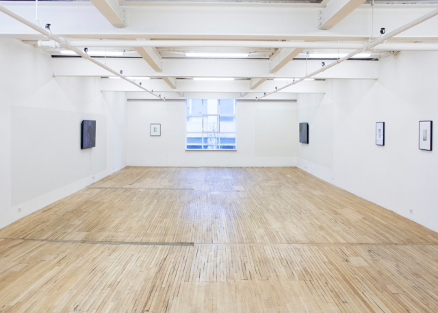 Alejandro Cesarco, Loyalties and Betrayals, 28 February – 4 April 2015, installation view. Courtesy the artist and Murray Guy.