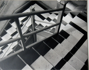 Jaime Davidovich, Staircase, 1971. Courtesy of the artist.