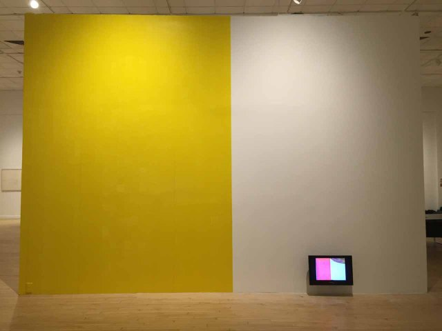 Jaime Davidovich, Tape and video project, 1970-2015, installation view at the Bronx Museum of the Arts, 2015. Courtesy of the artist and Henrique Faria, New York.